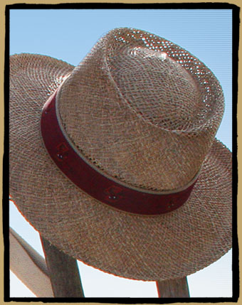 Outback Straw Hat